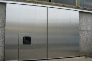 porte e portoni industriali scorrevoli